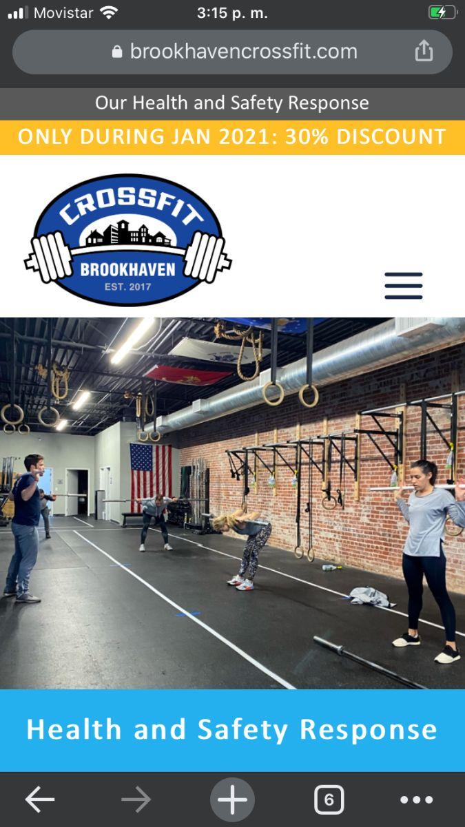 CrossFit Brookhaven